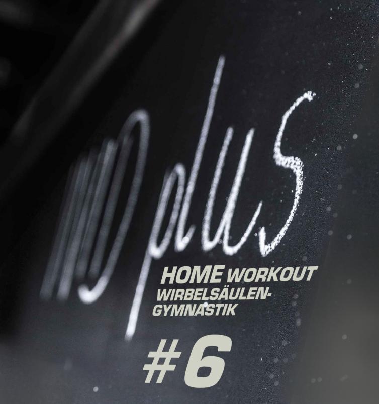 #6: Wirbelsäulengymnastik