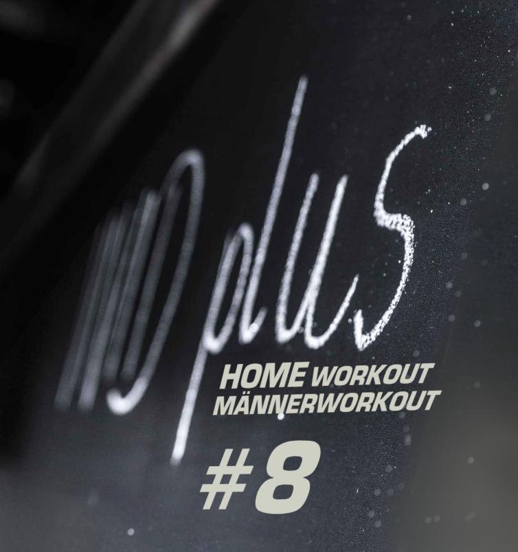 #8: Männerworkout