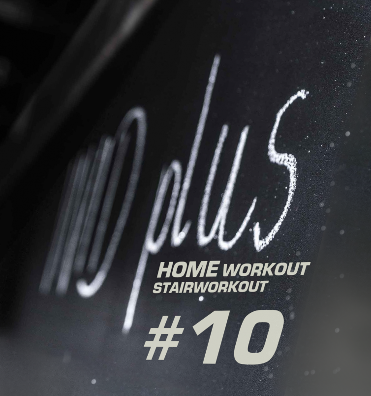 #10: Stairworkout